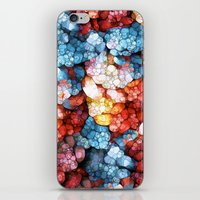 soul iPhone & iPod Skins featuring Heart & Soul by Joke Vermeer