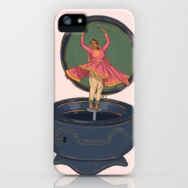 Tiny Dancer iPhone Case
