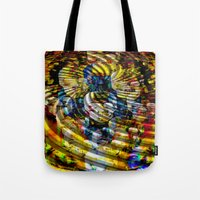 asia Tote Bags featuring Asia by pystali