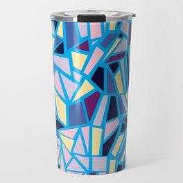 BP 25 Abstract Geo Travel Mug