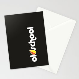 OLDSCHOOL v4 HQvector Stationery Cards