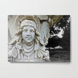 Dead Stare Metal Print