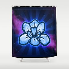 Hope In Nullity Shower Curtain