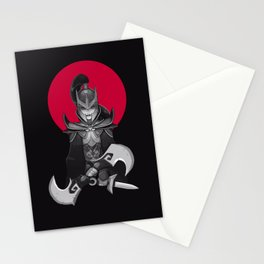 Mortred Stationery Cards