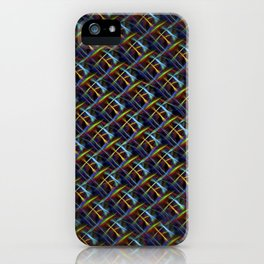 Fluro Fiber iPhone Case