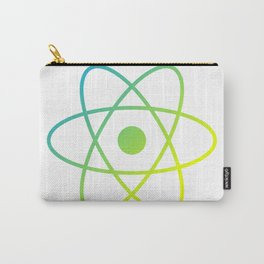 Atom Icon Carry-All Pouch
