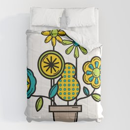 Earth Day Comforters