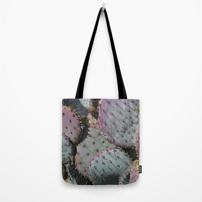 Cactus Whiskers Tote Bag