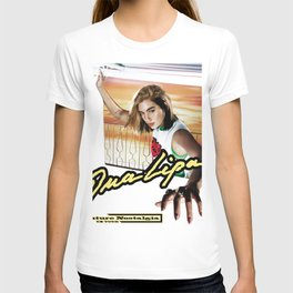 DUA LIPA - FUTURE NOSTALGIA TOUR 2020 UK T-shirt
