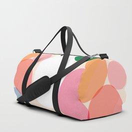 Abstraction_Pebbles_Balance_Minimalism_007 Duffle Bag