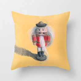 Sergeant Schultz Throw Pillow