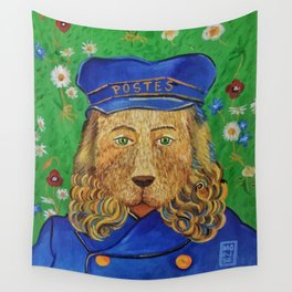 Cocker Roulin Wall Tapestry