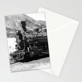 Durango - Silverton Engine 480 Stationery Cards