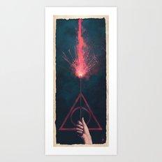Expelliarmus Art Print