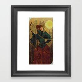 Löthe Framed Art Print