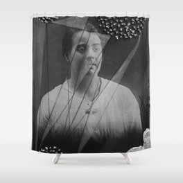 fugue state Shower Curtain