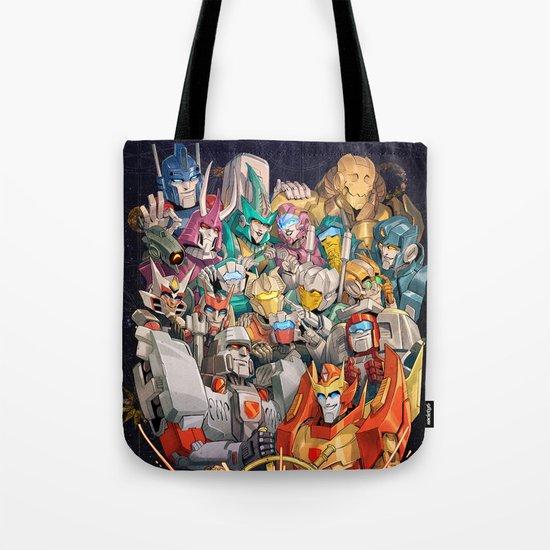 Wanderers Tote Bag