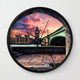 London Big Ben  Wall Clock