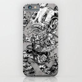 Dickhead iPhone Case