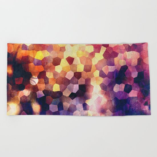 ε Ursae Majoris Beach Towel