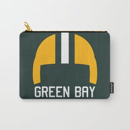 Green Bay Football Carry-All Pouch
