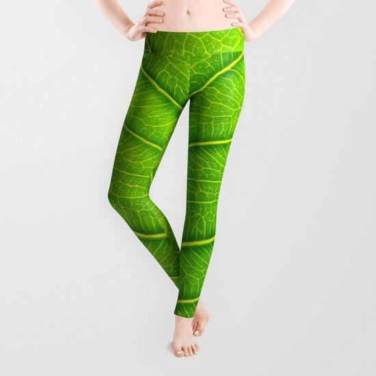Leaf Leggings