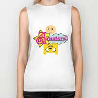 adventure Biker Tanks featuring Adventure! by Silvio Ledbetter