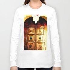 Dare I Knock? Long Sleeve T-shirt