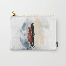 Love Story n.5 - Back to Back Carry-All Pouch