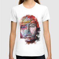 mirror T-shirts featuring mirror by Irmak Akcadogan