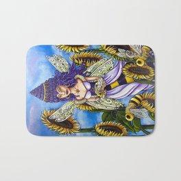 Queen Bee by DeeDee Draz Bath Mat