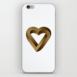 Infinite Love iPhone Skin