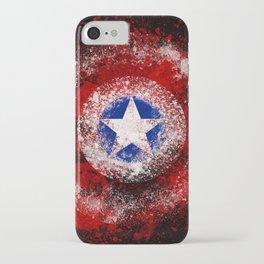 Avengers - Captain America iPhone Case