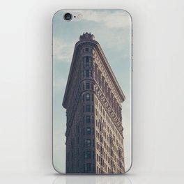 Flat Flat Iron - NYC iPhone Skin