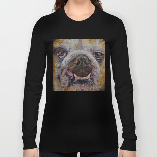 Bulldog Long Sleeve T-shirt