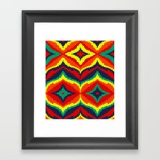 Third Eye Fury Of Shiva Framed Art Print
