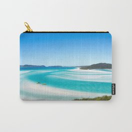 Whitehaven Beach Carry-All Pouch