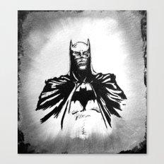 The Dark Bruce Canvas Print