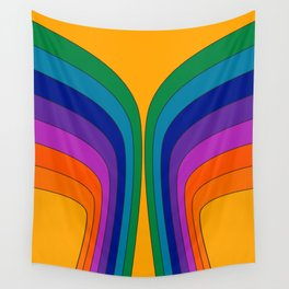 Summertime Wing Wall Tapestry