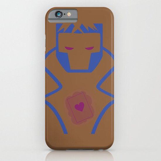Gambit Minimalist iPhone & iPod Case