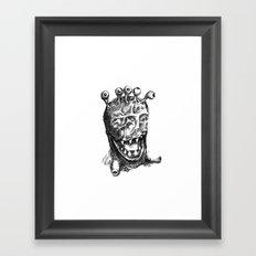 Muleye Framed Art Print