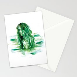 Frog Princess Sea Witch Stationery Cards