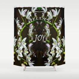 Helder Joy Shower Curtain