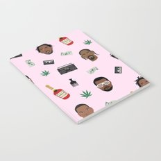Rapping Paper Notebook