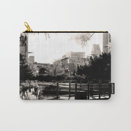 Cityscape - sepia Carry-All Pouch