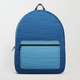 Where did all the waves go? Backpack