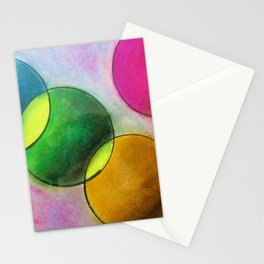 Garrett Browning Planets Stationery Cards