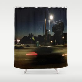 Runaway Shower Curtain