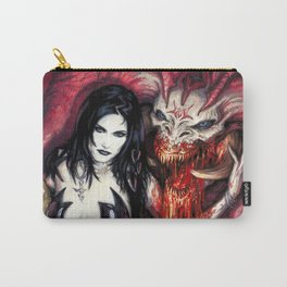 Blood Rituals by BAXA Carry-All Pouch