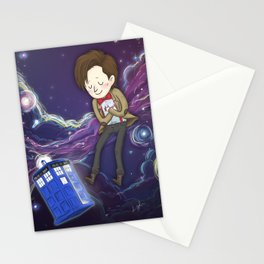 Doctor Who Love Stationery Cards